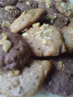 チョコチップクッキー 09/05/21