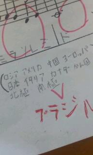 三男坊の音楽のテスト 10/03/11